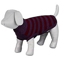 "Trixie TX-67405 S пуловер ""Brantford"" для собак 36 см, бордо"