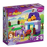 LEGO Duplo (10594) Королевская конюшня Софии Первой