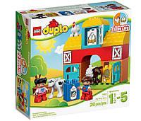 LEGO Duplo (10617) Моя первая ферма