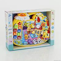 Детское музыкальное пианино Animal Castle (Замок для животных) CY-6037B YNA/03-5