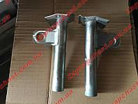 Кронштейны бампера Ваз 2104 2105 наружные задние трубы (к-кт 2шт)