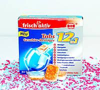 Таблетки для посудомойки ORO Wepos Geschirr-Reiniger Tabs 12in1 24шт.  (цена за 1 таблетку)