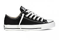 Кеды Конверс Converse All Stars Low Black/White