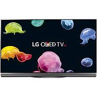 Телевизор LG OLED65E6V 4K Ultra HD, Smart TV, Wi-Fi, 3D, пульт ДУ Magic Remote, тюнер DVB-T2/S2)