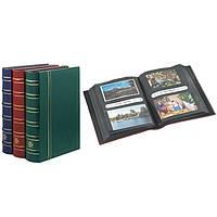 Альбом (Германия) многоцелевой для 200 открыток,писем, конвертов, фотографий, зеленый
