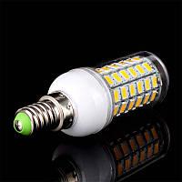 Светодиодная лампочка LED E14 69LED лампа