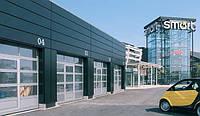 Промышленные секционные подъемные ворота Hormann ALRF42 2,8м*2м