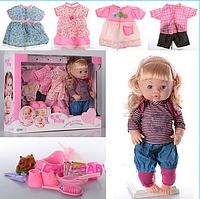 Кукла-интерактивная с одеждой Baby Toby (Baby Born) 30800-6C