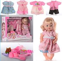 Кукла-интерактивная с одеждой Baby Toby (Baby Born) 30800-4C