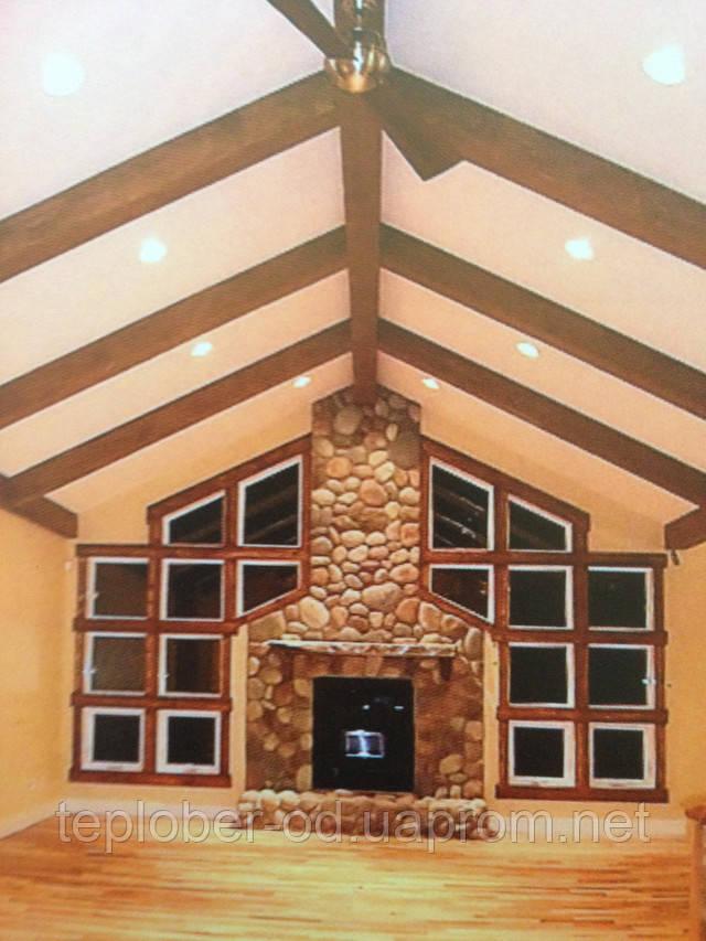 Сделать своими руками декоративные балки на потолок своими руками
