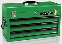 """Ящик для инструмента 4 секций  """"TOPTUL"""""""