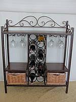 Комод-бар для вина и аксессуаров - 104-2