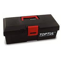 """Ящик для инструмента пластиковый 2 секции """"TOPTUL"""""""