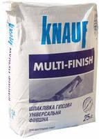 KNAUF Multi-finish шпаклівка гіпсова фінішна, 25 кг