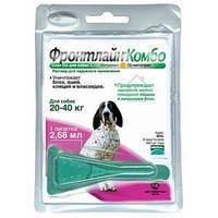 Merial Frontline Combo L капли для собак от 20 до 40 кг 1пипетка