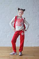 Костюм спортивный детский на девочку, подросток , фото 1