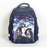 Детский школьный рюкзак для мальчика с 3D рисунком - 87-1160