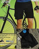 Велошорты + велотрусы CRIVIT с 3D памперсом 1,5см (52-54)