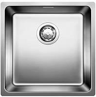 Кухонная мойка Blanco ANDANO 400-U сталь нерж. без клапана (518309)