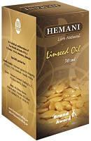 Масло льна Hemani 30мл