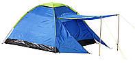 Туристическая палатка  3 - х местная