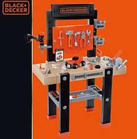 Мастерская инструментов игрушечная Black & Decker Smoby 360701