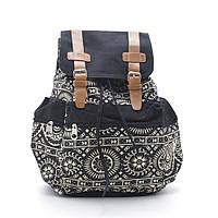 Рюкзак с оригинальным принтом для современной молодежи. Практичный рюкзак. Высокое качество. Код: КДН310