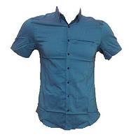 Рубашка мужская, приталенный крой Норма, фото 1