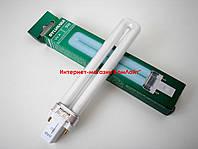 Лампа ультрафиолетовая  Sylvania Lynx CF-S  9W/BL368/G23 для сушки лака(Индия)