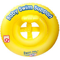 Сиденье надувное для плавания Bestway двойной круг 32027 69 см