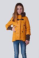 Куртка на девочку оптом р.128,134,140,146,152,158.