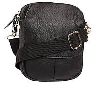 Мужская ременная сумка с плечевым ремешком
