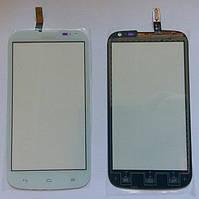 Huawei Ascend G610-U20 тачскрин сенсор білий оригінальний