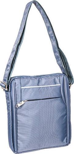Компактная городская сумка, планшетка на плечо Bagland 24520. Цвет в ассортименте