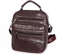 Мужская кожаная сумка для документов