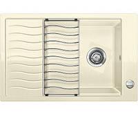 Кухонная мойка Blanco ELON XL 6 S silgr.жасмин с клапаном (518740)