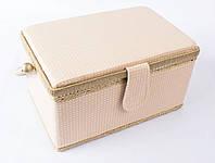 Нежная шкатулка для хранения мелочей  (28*17,5*15,5 см). ручная работа