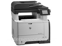 МФУ HP LaserJet Pro 500 M521dn, МФУ A4, 40стр / мин, факс, USB2.0, сетевой, Duplex, ADF