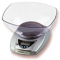 Весы кухонные First FA-6402