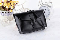 Женская сумочка клатч черного цвета