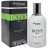 10th Avenue - Boys Band (Edition Limitee)  EDT 100ml (туалетная вода) мужская