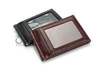 Зажим для денег на магните 0520 мужской кошелек клатч портмоне