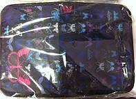 Пенал Одинарный с 2 отворотами Butterfly С наполнением Starpak Польша