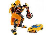 Трансформер Бамблби 2 в 1 Transformers Боевые роботы: 36см