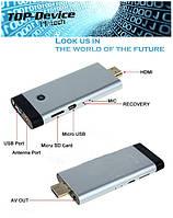 Kimdecent B13 Компактный и мощный мини-компьютер со встроенной веб-камерой Mini PC Android TV BOX HDMI