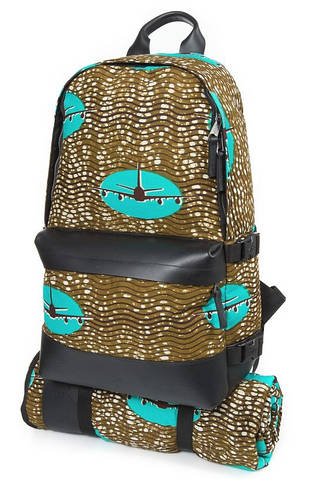 Эксклюзивный рюкзак 21 л. Vlisco BP Eastpak EK07B78J микс