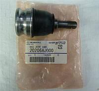 Опора шаровая (производство SUBARU ), код запчасти: 20206AJ000