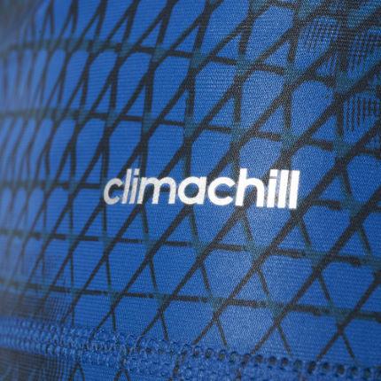 Adidas - Футболка Techfit Chill GFX (короткий рукав, SS16)