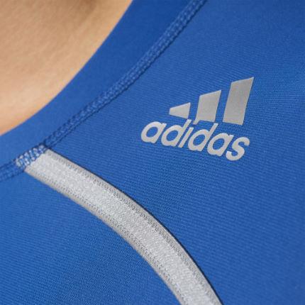 Adidas - Футболка Techfit Chill (длинный рукав, SS16)