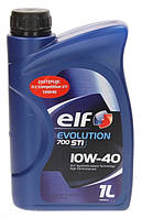 Моторное масло ELF EVOLUTION 700 STI 10W-40 1л